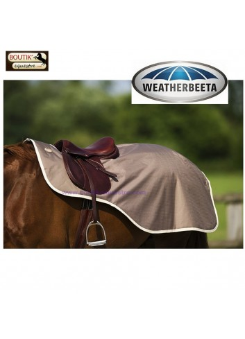 Couvre reins Weatherbeeta - coco-creme