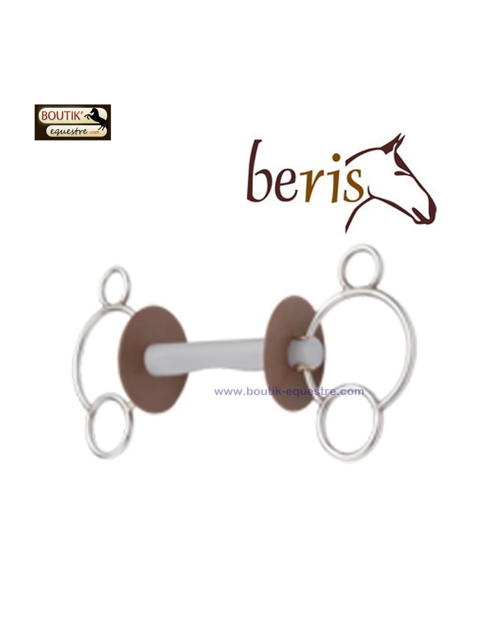 Mors Beris 3 anneaux a canon confort