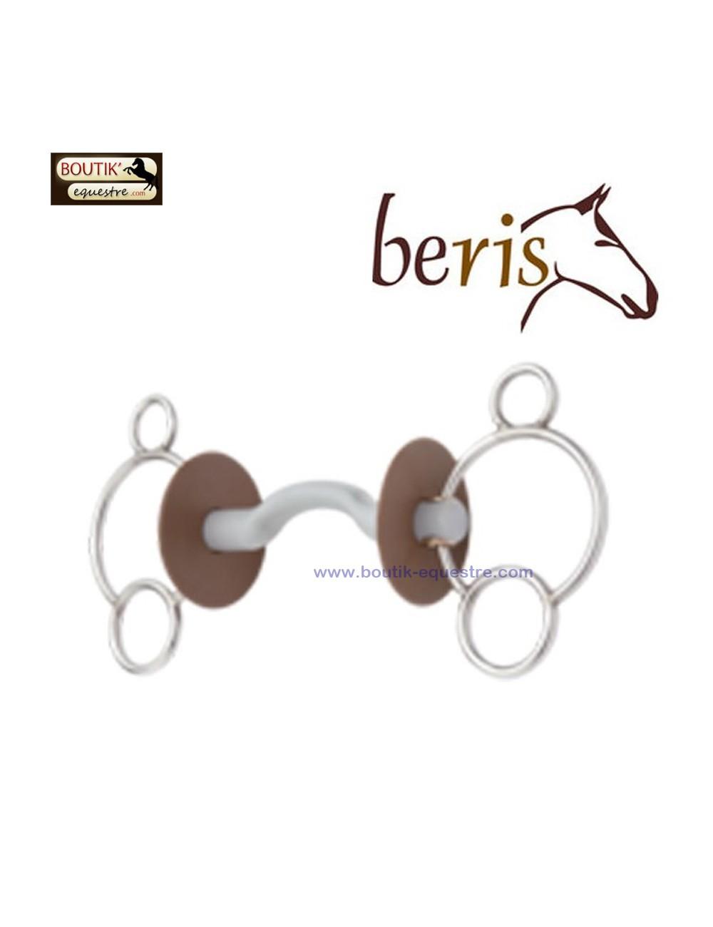 Mors Beris 3 anneaux a passage de langue