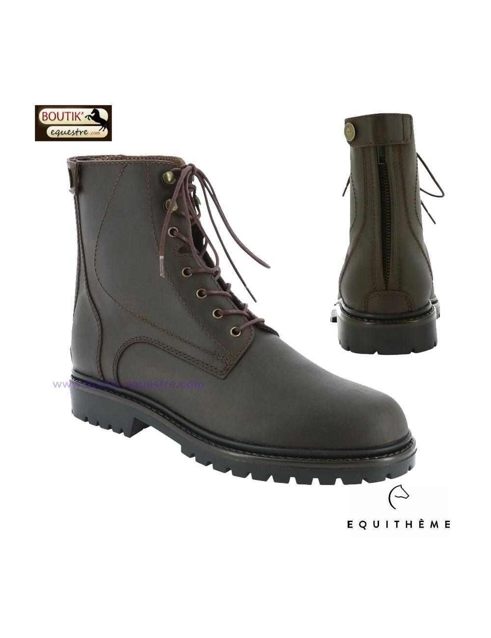 Boots EQUITHEME Zéphir
