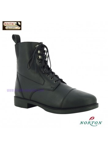 Boots NORTON Mat - noir