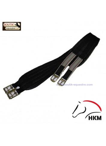 Sangle HKM PVC - noir