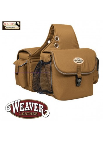Sacoches  WEAVER LEATHER - marron