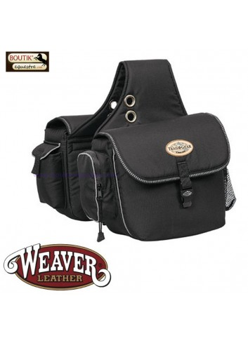 Sacoches  WEAVER LEATHER - noir