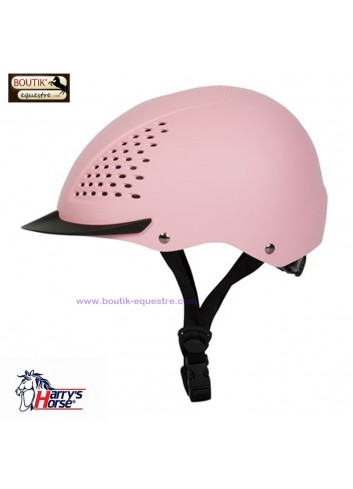 Casque Harry's Horse Mustang - rose