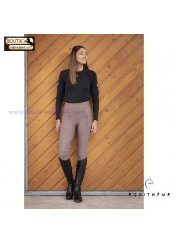 Pantalon EQUITHEME Dolomyt - fer