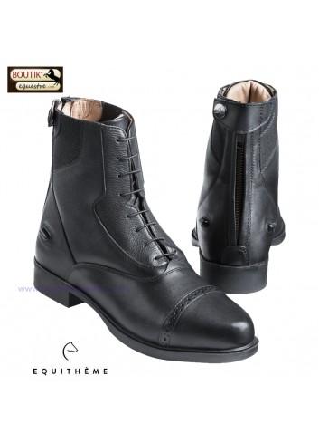 Boots EQUITHEME Confort Extrême - noir