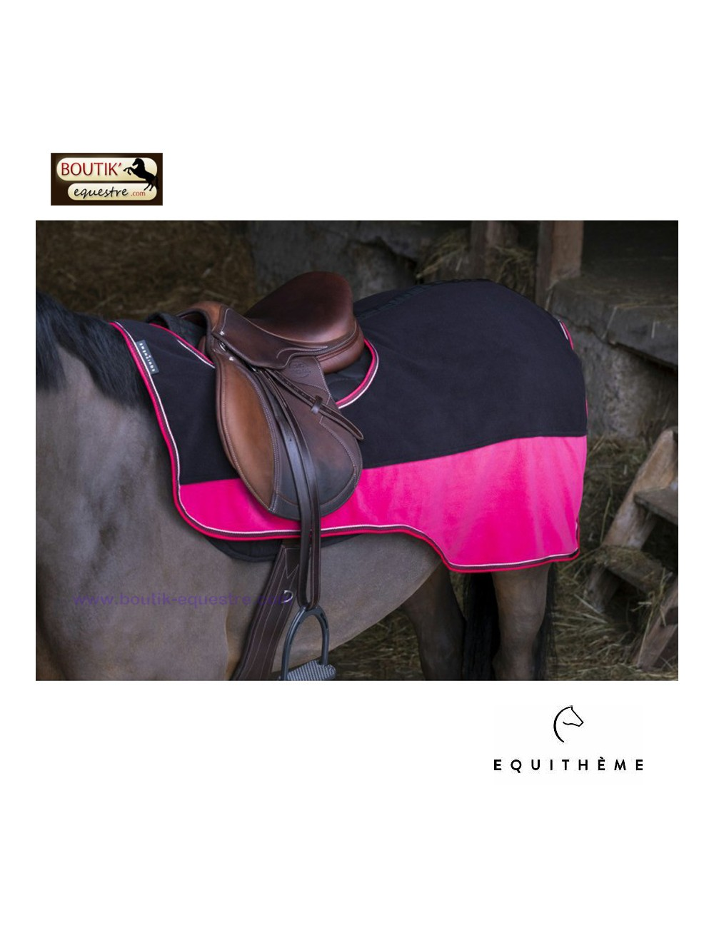 Couvre reins EQUITHEME polaire