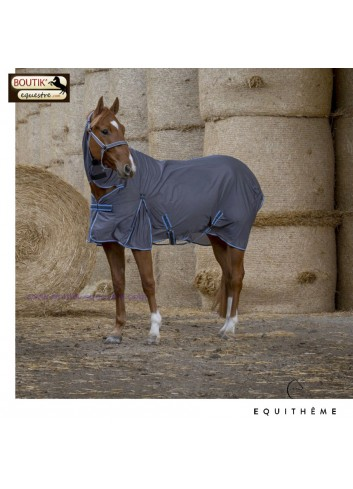Chemise EQUITHEME Cool Dry Combo - gris