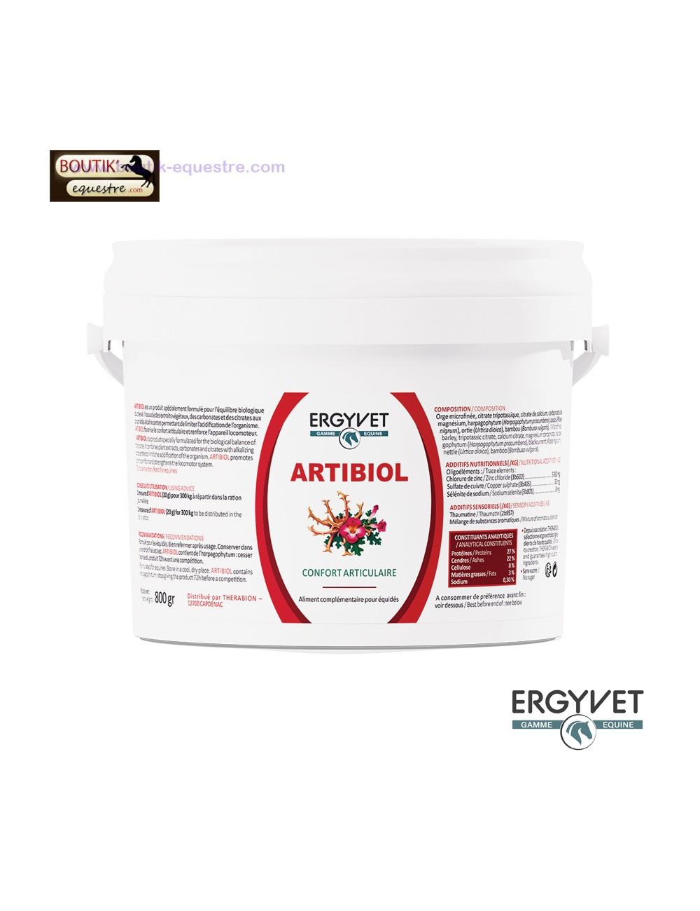 Complement Artibiol  ERGYVET ( therabion )
