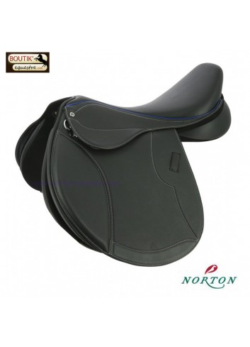 Selle Norton CLUB Close contact - noir
