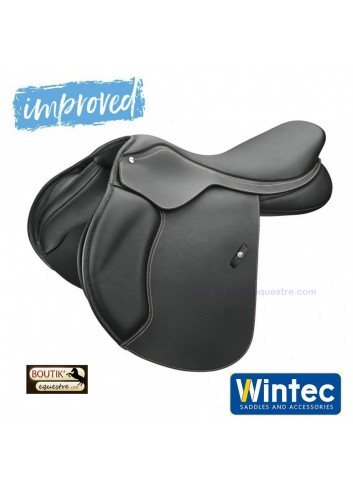 Selle WINTEC 500 Close Contact HART - noir