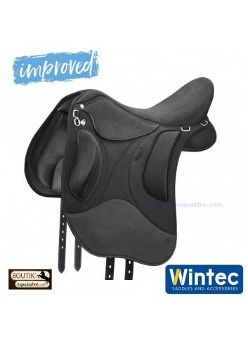 Selle Wintec Pro Endurance HART - noir