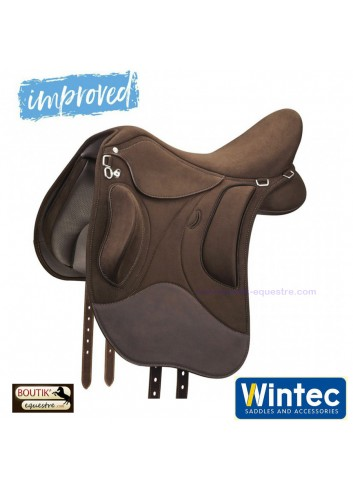 Selle Wintec Pro Endurance HART - brun