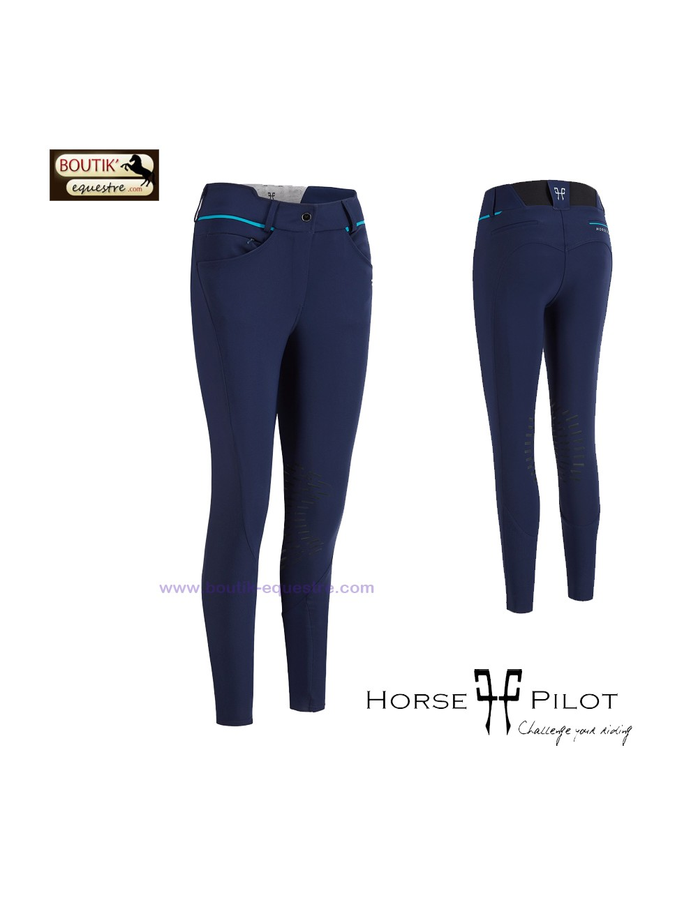 Pantalon Horse Pilot X Design femme