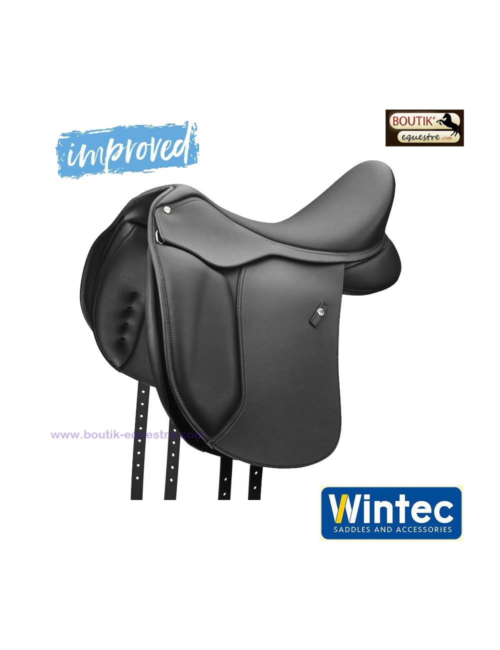 Selle WINTEC 500 Dressage Hart