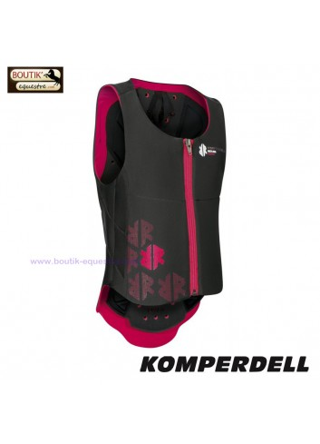 Dorsale KOMPERDELL Junior - noir / fuschia