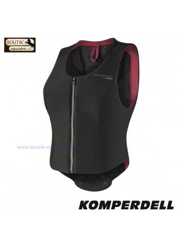 Dorsale KOMPERDELL FlexFit  Femme - noir / rose