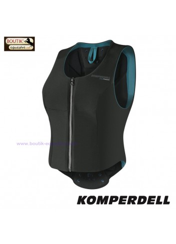 Dorsale KOMPERDELL FlexFit  Femme - noir / bleu