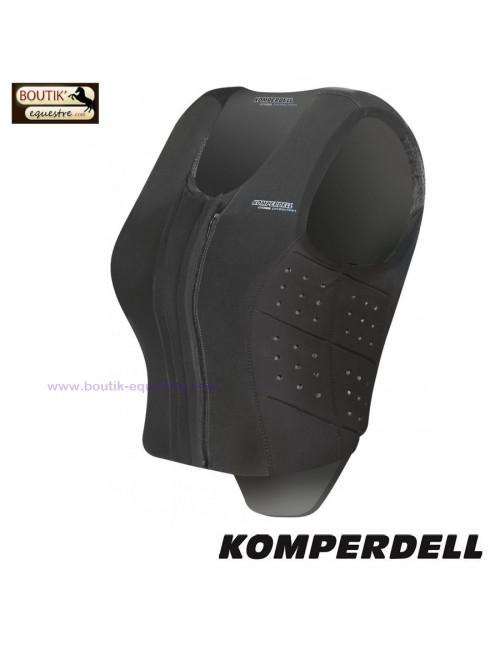 Gilet KOMPERDELL Frontzip Slim