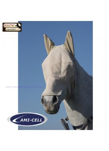 Masque Anti mouches LAMI CELL avec oreilles