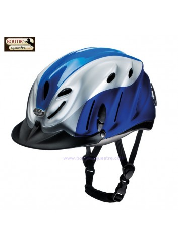 Casque LAS Anvil mix - bleu blanc ciel