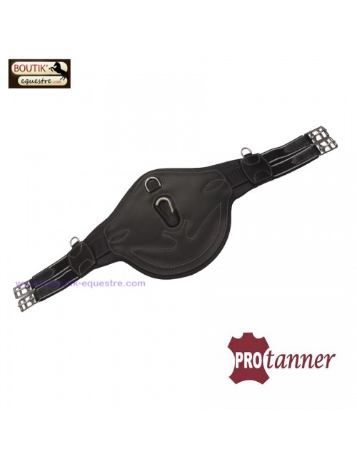 Sangle bavette Protanner Poney Cuir