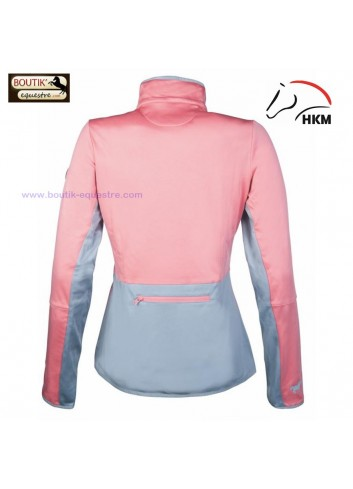 Veste HKM Softshell Equilibrio Style