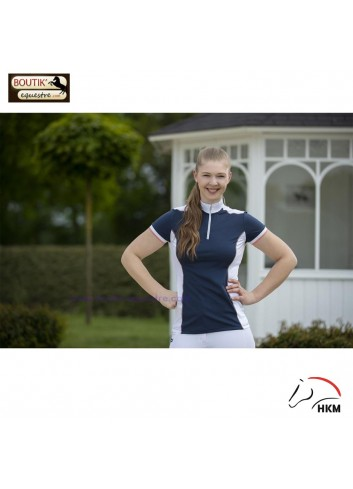 Polo Concours HKM Equilibrio