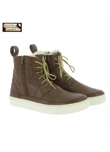 Boots Hiver NORTON City - havane