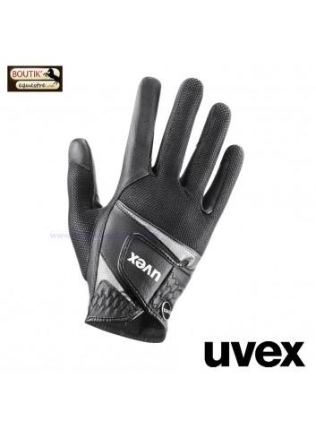 Gants Uvex Sumair - noir/gris