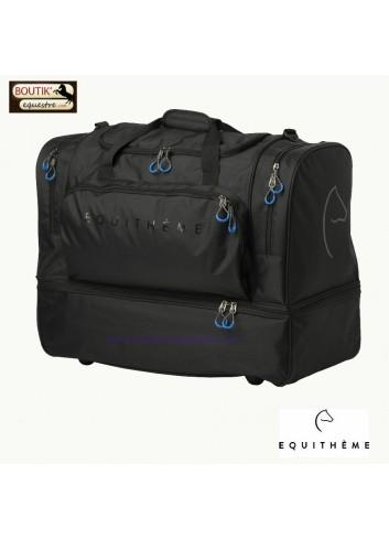 Sac de voyage XL EQUITHEME Sport - noir