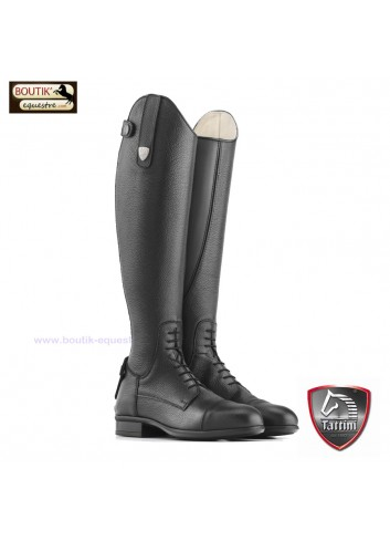 Bottes TATTINI Breton Close Contact - noir