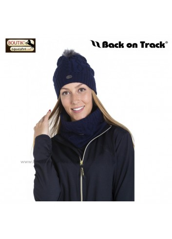Bonnet Back on Track ROSE - bleu fonce