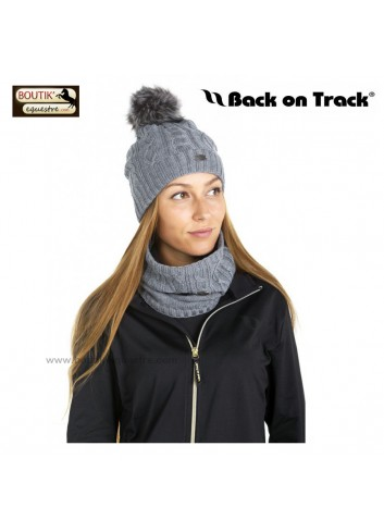 Bonnet Back on Track ROSE - gris
