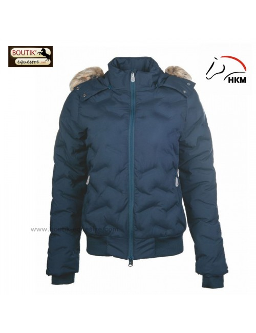 Blouson HKM Laserquilt style