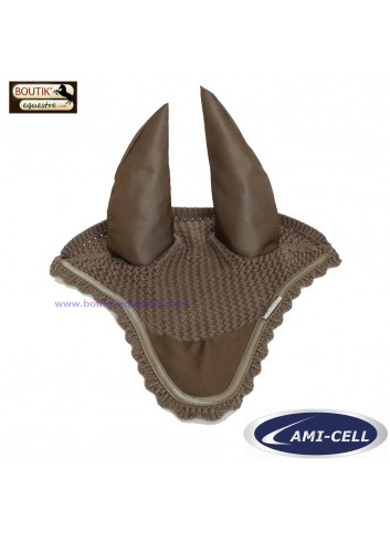 Bonnet Anti-mouches Lami cell Aurora - taupe