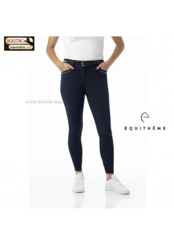 Pantalon EQUITHEME Gizel - marine