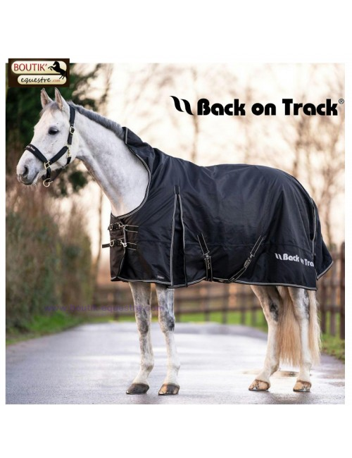 Couverture Imperméable BACK ON TRACK Brianna