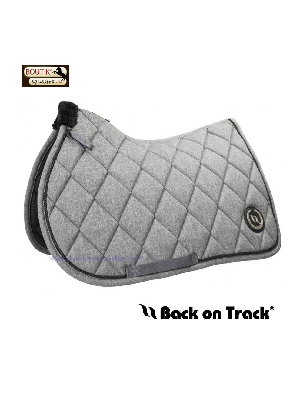 Tapis de selle BACK ON TRACK Haze Collection