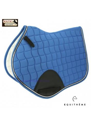 Tapis de selle EQUITHEME Sport - bleu