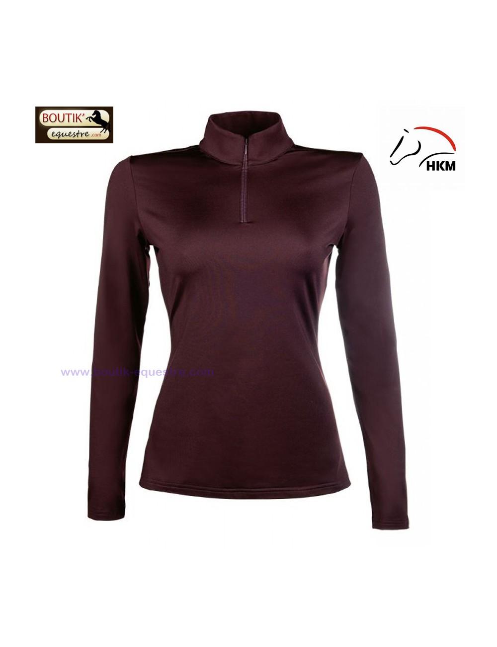 Shirt HKM Fonctionnel Basic ML