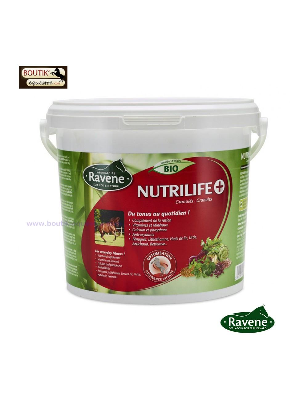 Nutrilife+ RAVENE