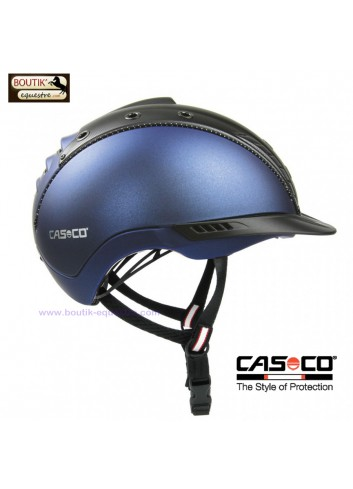 Casque CASCO Mistrall  2 EDITION - noir / bleu