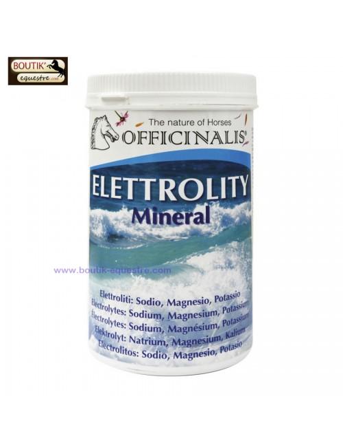 Complément OFFICINALIS Electrolytes et Minéraux