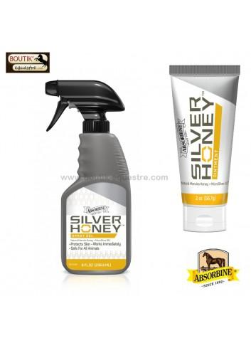 Silver Honey ABSORBINE Spray