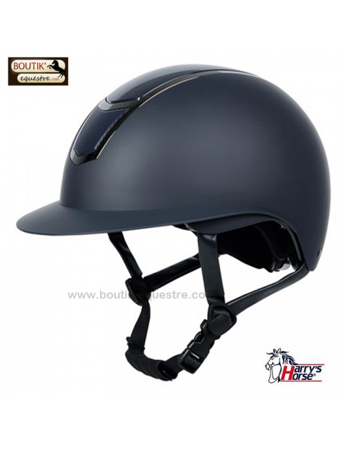 Casque Harry's Horse Mont Blanc Glossy