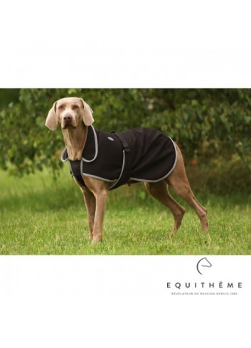 Couverture EQUI THEME Soft Shell - noir