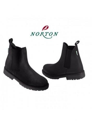 Boots Norton Camargue - noir