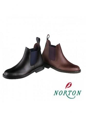 Boots NORTON Epson - noir